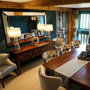 sitting room interior design kent