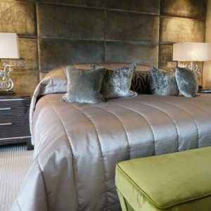 luxury master bedroom designers london