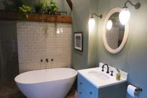 Luxury Designer bathroom by Trindade & Bird London