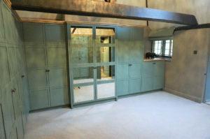 Luxury Designer bedroom design by Trindade & Bird London